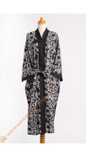 Kimono Katun Ukuran Jumbo
