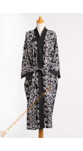 Batik mega unik kimono panjang