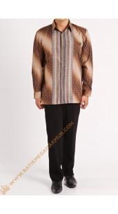 Batik semi silk mega makmur