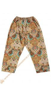 Batik unik celana panjang